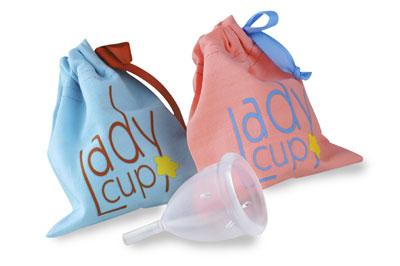 Lady cup copa menstrual