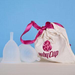 Ruby-Cup menstrual copa