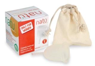Natu copa menstrual