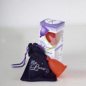 Meluna-classic-bolita color rojo