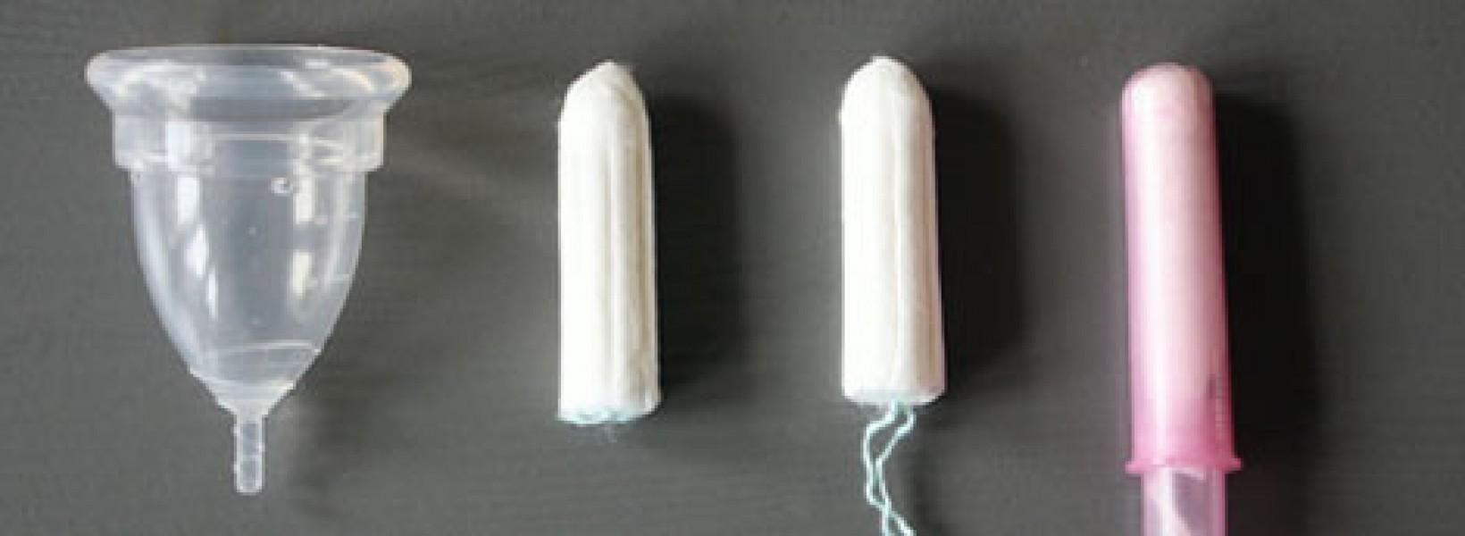 Un estudio demuestra que la copa menstrual es mejor que los tampones