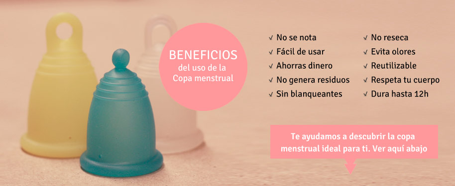 copa menstrual, ventajas, beneficios, Femmecup, Naturcup, Meluna, Lilycup, Rubycup, Kegel, Lunette, Mooncup, Ladycup
