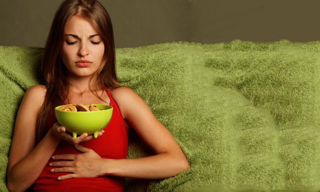 alimentos menstruacion saludable