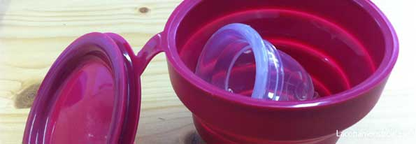 esterilizador microondas copa menstrual