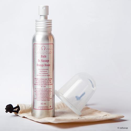 copa de masaje para eliminar celulitis