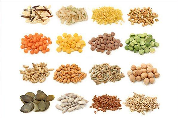 Hormonas femeninas en alimentos