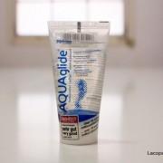 Aquaglide gel lubricante vaginal