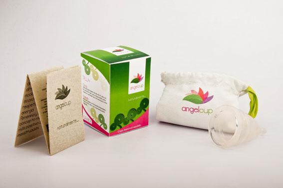 Comprar copa menstrual Angelcup méxico
