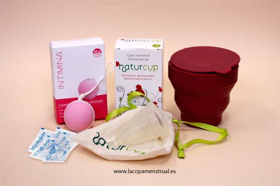 oferta la copa menstrual