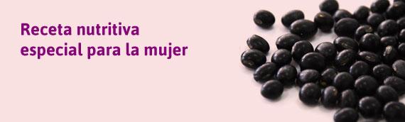 receta nutritiva para la mujer