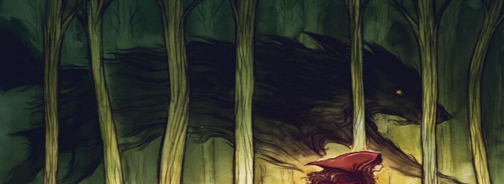 Aprender soñando: La simbologia Menstrual en los cuentos