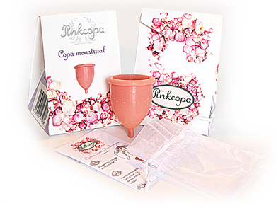 Pinkcopa copa menstrual