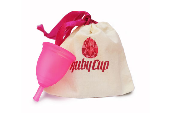 ruby cup color rosa