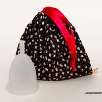 Pack fleurcup con bolsita de tela