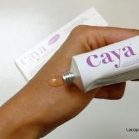 gel espermicida Caya transparente