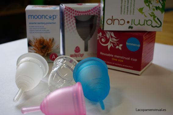 copas menstruales veganas