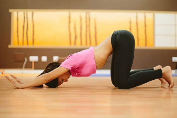 gimnasia abdominal hipopresiva