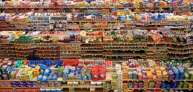 productos envasados que pueden contener disruptores endocrinos