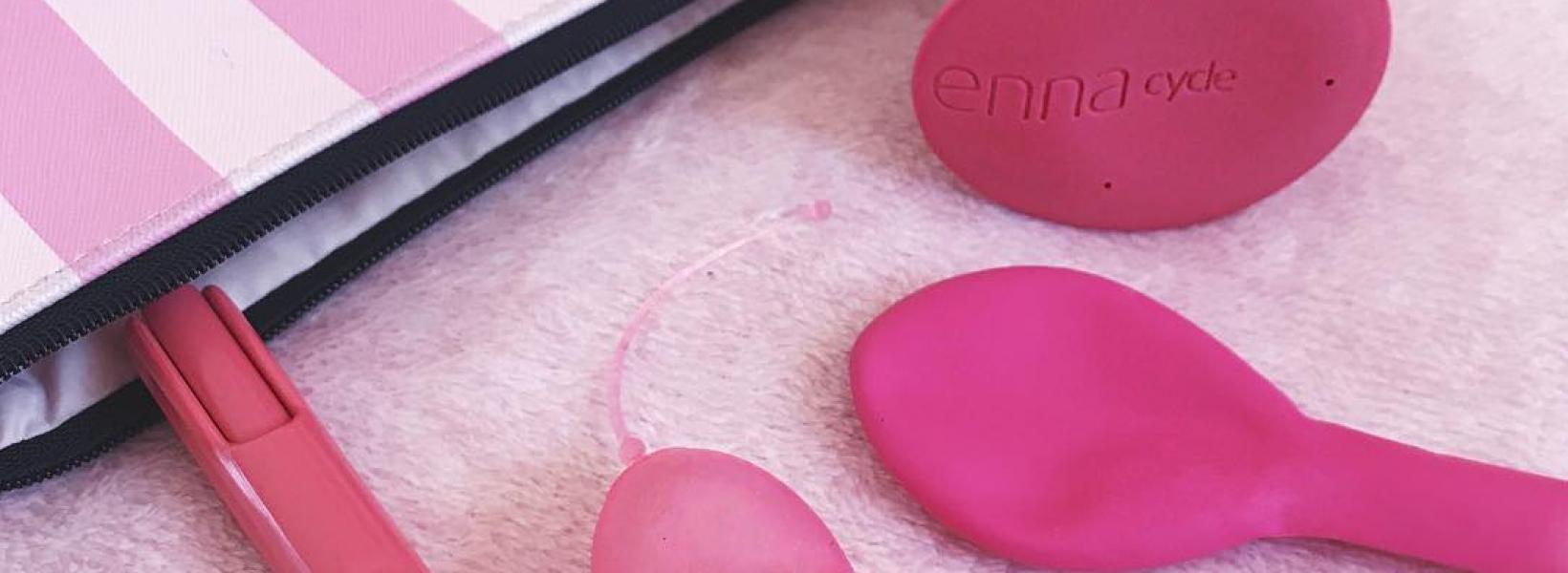 Enna Cycle, la copa menstrual que te animará a dar el paso