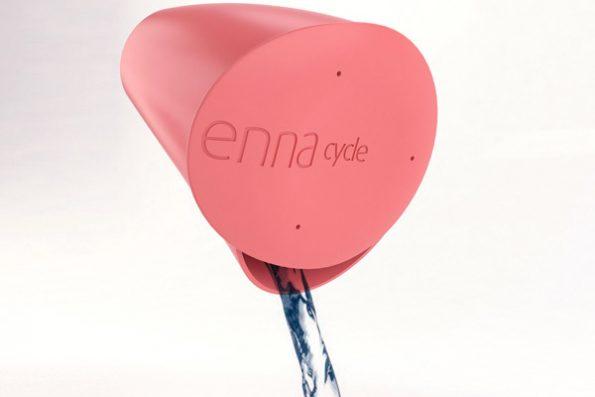 Enna cycle esterilizador copa menstrual