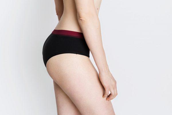 cocoro braga menstruacion modelo Vira burdeos